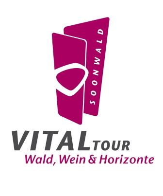 Logo Vitaltour Wald, Wein und Horizonte