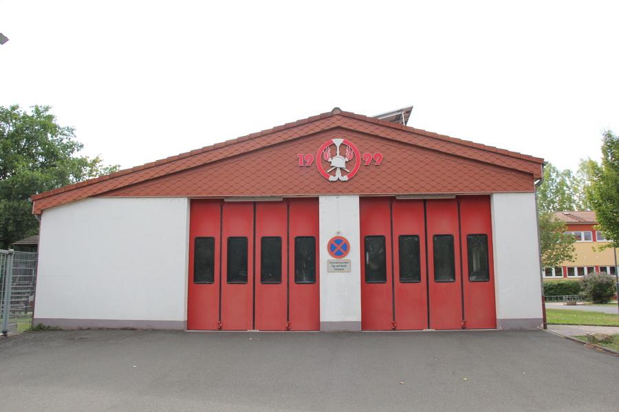 Feuerwehrgerätehalle, Dammweg