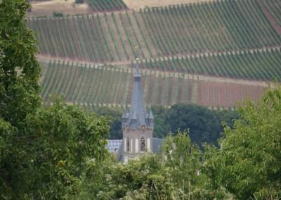 Turm der Pfarrkirche St. Jakobus